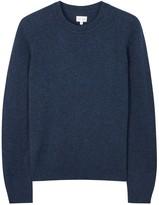Gant Rugger Navy Wool Jumper