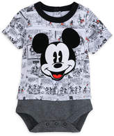 Disney Mickey Mouse Cuddly Bodysuit for Baby