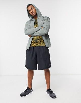 Nike Training Nike Yoga hoodie in khaki