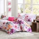 Bed Bath & Beyond Olivia Reversible King/California King Comforter Set in Pink