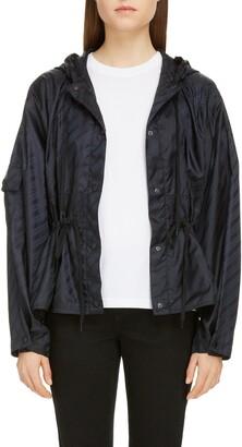 Givenchy Jacquard Logo Jacket