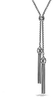 David Yurman Renaissance Necklace with Diamonds