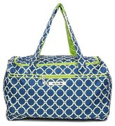 Ju-Ju-Be Infant 'Super Star' Travel Diaper Bag - Blue