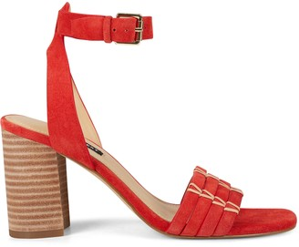 Nine West Yaylen Heeled Sandals