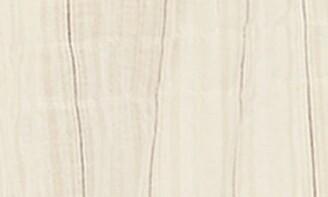 Love Stitch Strapless Striped Maxi Dress