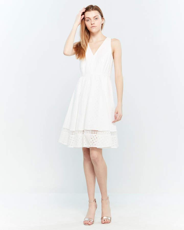 98dbb0d8fb63 Eliza J White Petite Dresses - ShopStyle