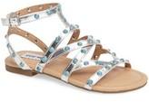 Steve Madden Girl's Skyle Sandal