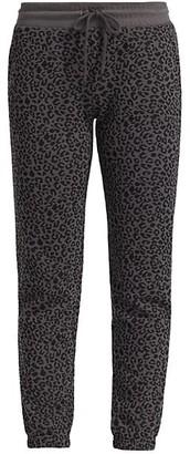 Rails Kingston Leopard Print Joggers