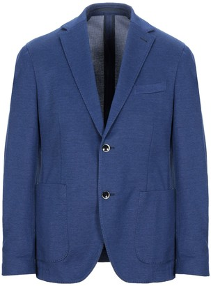 CANTARELLI JERSEY PLANET Suit jackets