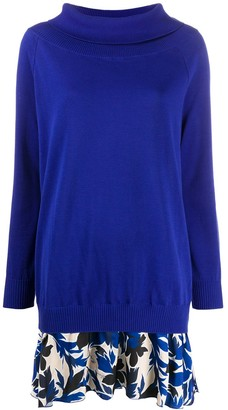 Boutique Moschino Roll Neck Jumper