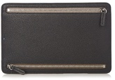 Smythson Panama Leather Currency Wallet