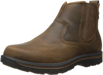 Skechers USA Men's Segment-Dorton Chukka Boot