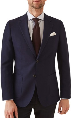 Reiss Albert Peak Collar Double Button Jacket