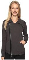 Hard Tail Split Collar Motocross Jacket Women's Coat