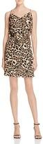 Amanda Uprichard Leopard Print Dress - 100% Bloomingdale's Exclusive