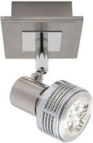 Cougar Lighting Mercury 1-Light Spotlight, Frame Only
