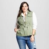 Merona Women's Plus Size Utility Vest