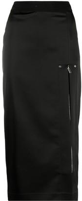 Alyx Side-Slit Pencil Skirt