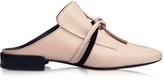 3.1 Phillip Lim Louie Quartz Leather Mule