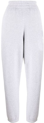 Alexander Wang Foundation terry track pants