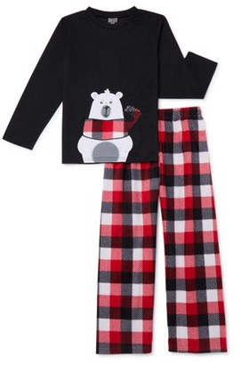 Quad Seven Pajamas, Sizes 8-18, 2-Piece Set