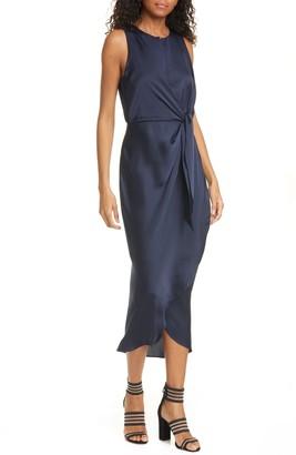 Ted Baker Keyhole Sleeveless Dress