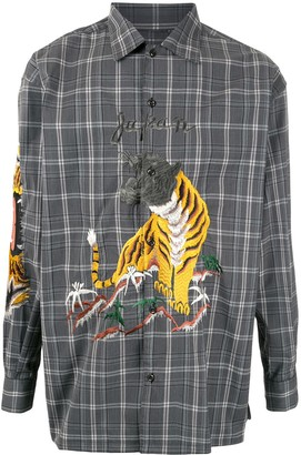 Doublet Embroidered Shirt