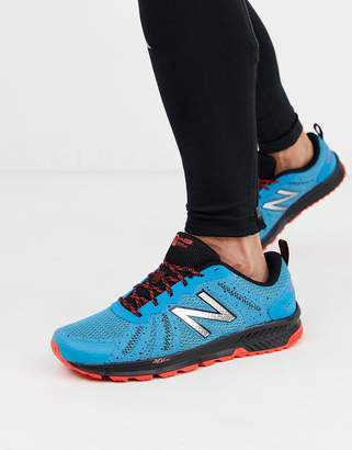 New Balance 590 trail Running trainers in blue