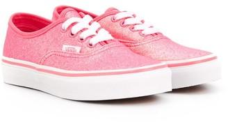 Vans Kids Glitter Sneakers
