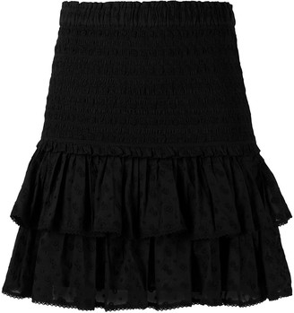 Etoile Isabel Marant Tinaomi cotton mini skirt