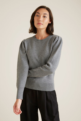 Seed Heritage Puff Sleeve Knit