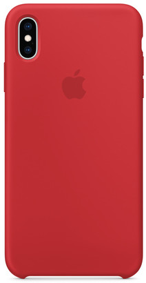 Apple iPhone XS Max Silicone Case - (PRODUCT)REDN