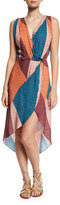 Vix Gisele Sleeveless Caftan Coverup Dress, Ananda