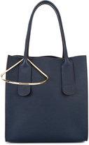 Roksanda tote bag with gold tone detail