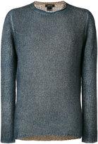 Avant Toi ribbed jumper - men - Cashmere/Merino - S