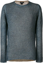Avant Toi ribbed jumper