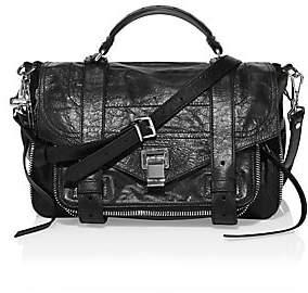 Proenza Schouler Women's Medium PS1 Leather Satchel