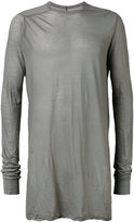 Rick Owens Level T-shirt - men - Cotton - XS