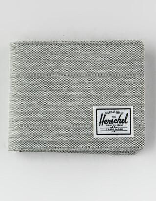 Herschel Roy Light Gray Wallet