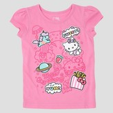 Hello Kitty Toddler Girls' T-Shirt - Pink
