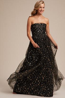Anthropologie Brenda Dress By in Black Size 0