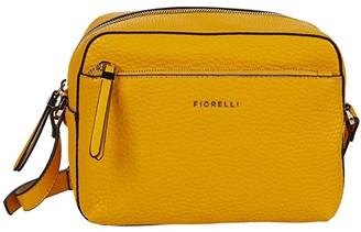 Fiorelli Nicole Crossbody (Black) Handbags