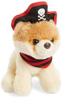 Gund Toddler 'Itty Bitty Boo - Pirate Dog' Stuffed Animal