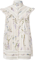 Zimmermann Paradiso Sleeveless Blouse
