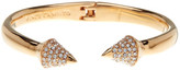 Vince Camuto Pave Point Hinged Cuff Bracelet