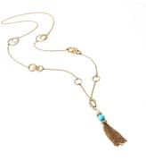 Amrita Singh Noho Tassel Pendant Necklace