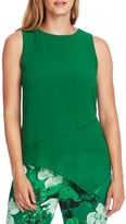 Vince Camuto Tiered Sleeveless Top