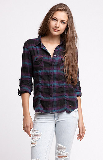 Fox Tardy Slip Shirt