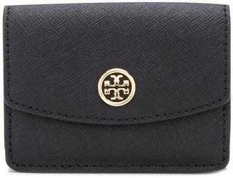 Tory Burch Robinson tri-fold leather wallet
