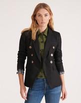 Veronica Beard Lonny Linen Dickey Jacket